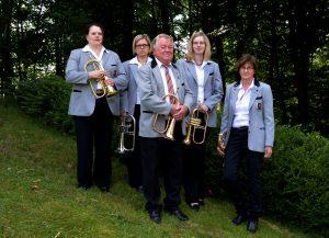 v.l.n.r.: Cornelia Möller, Birgit Bertelsmann, Werner Hörmeyer, Maren Kaumkötter, Monika Abendroth