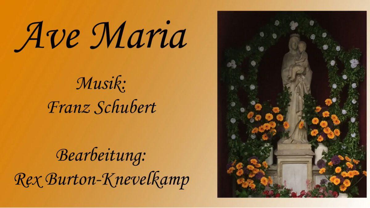 Blasorchester Borgloh- Ave Maria